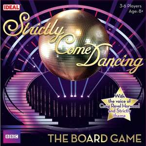 Strictly Come Dancing Board Game £6.06 @ Euro Car Parts