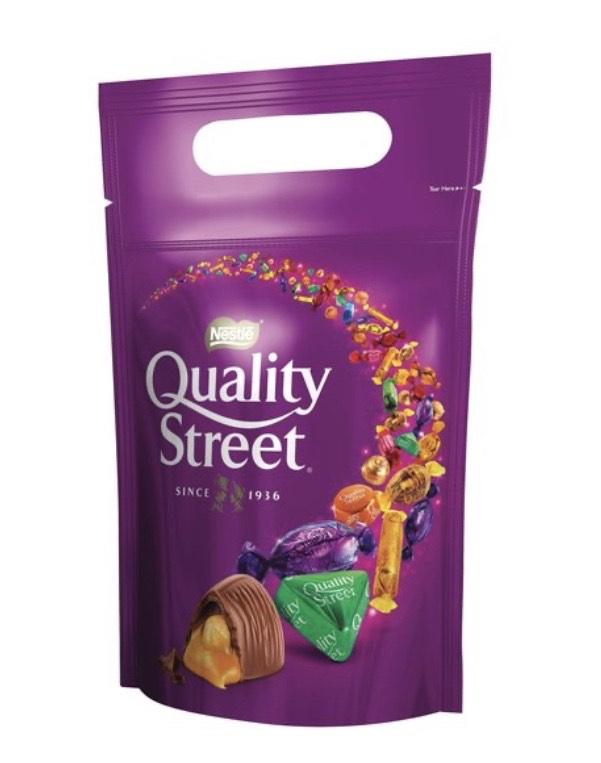 Quality Street - 450g bag Half Price £1.75 Tesco Express Hertfordshire