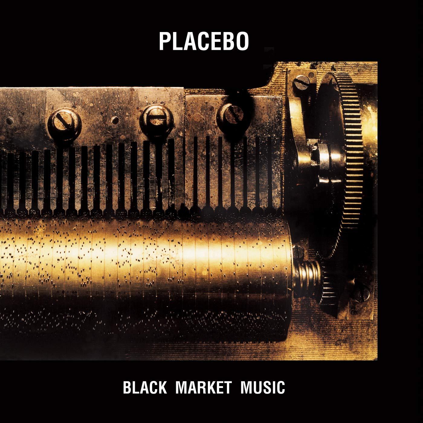 Placebo - Black Market Music [VINYL] explicit_lyrics LP now £11.99 (Prime) + £2.99 (non Prime) at Amazon
