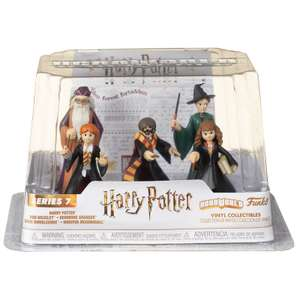 Harry Potter Action Figures £7 B&M in Birmingham city centre