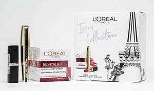 L'oreal Paris Beauty Icons Collection £6.25 at Tesco Leeds