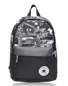 Juniors Converse Chuck Taylor Backpack Now £10 plus £4.99 p&p or C&C 9 colours @ Sports Direct