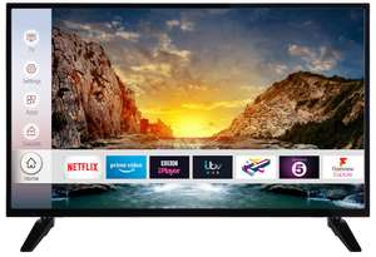 40 inch Digihome 40268UHDS Ultra HD 4K LED Smart TV - £199.20 with code @ hughesdirect eBay
