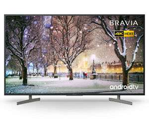 "Sony KD-55XG8196 55"" 4K HDR LED Smart Television *Free 5 Year Warranty @ Crampton and Moore eBay"