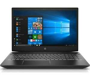 """HP Pavilion 15-cx0512na Gaming laptop 15.6"""" Intel Core i7 GTX 1060 3GB 8GB 128GB SSD + 1TB - £678.35 delivered @ Currys / Ebay"""