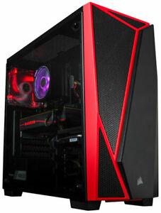 AlphaSync Gaming Desktop PC, Ryzen 7 2700X, 16GB DDR4, 1TB HDD, 240GB SSD, 5700XT GPU from Ebuyer/Ebay