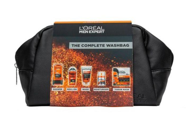 L'oreal complete washbag gift set £5 instore @ Tesco
