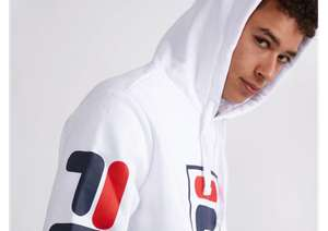 Fila Marzio Over The Head - Men Hoodies £9.99 @ FootLocker