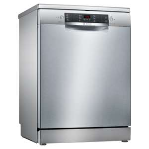 Bosch SMS46II01G Freestanding Dishwasher - Silver Only £383.20 Delivered @ HughesDirect eBay