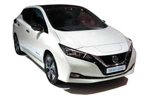 Nissan Leaf Hatch Elec 40kWh Acenta Auto PCH - Total £6011.66 (Deposit - £1,606.39 + £300 fee + 23 months at £178.49, 8k M pa) @ Yes Lease