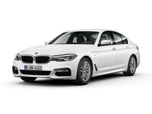 BMW 520d M sport Auto - incl metallic paint 48 months, 12,500 mpa, Total cost £19003.15 @ Nationwide vehicle contracts