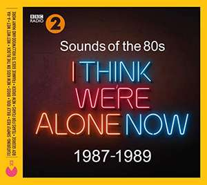 Sounds Of The 80s: I Think We're Alone Now (1987-1989) [3CD compilation] + MP3 AutoRip - £2.99 @ Amazon Prime / Non-Prime (+£2.99)