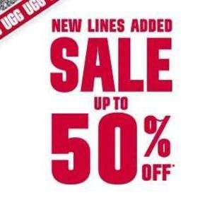 UGG SALE - Up To 50% Sale + FREE Delivery & Returns
