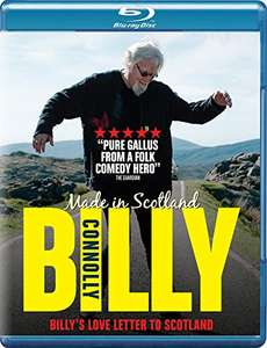 Billy Connolly: Made in Scotland [Blu-ray] £7.99 (Prime) / £10.98 (non Prime) at Amazon