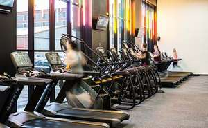 Half price first months membership and no joining fee at PureGym