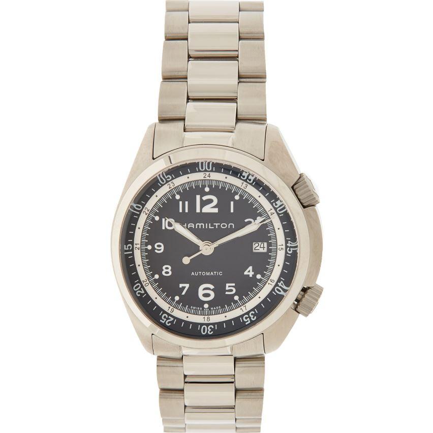 Hamilton Khaki Pilot Pioneer Auto Watch £399.99 TK Maxx