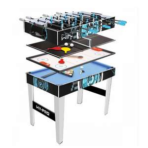 Hy-Pro 4-in-1 Games Table + Free Next Working Day Delivery £49.99 @ Ryman