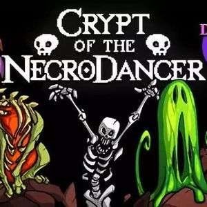 Crypt of the NecroDancer (PC) £2.19 @ Steam