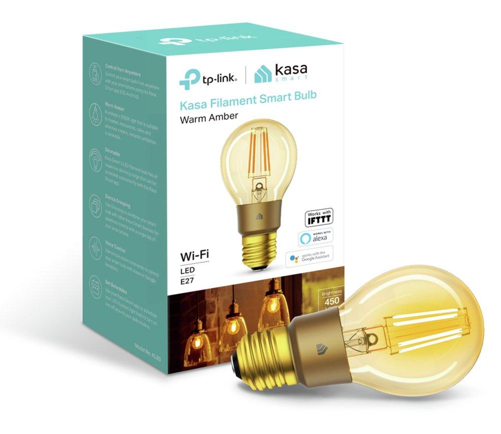 3 TP Link KL60 Kasa Smart bulbs for £30 @ Argos