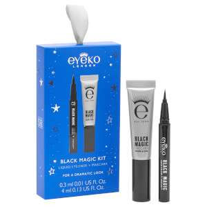50% off Selected Sets + Extra 11% off with code, Black Magic Mini Du £6.67 Delivered + Free gift on a £25 spend @ Eyeko