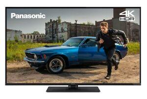 Refurbished Panasonic TX-49GX550B 49 Inch SMART 4K Ultra HD HDR LED TV Freeview Play £179.99 Panasonic on eBay