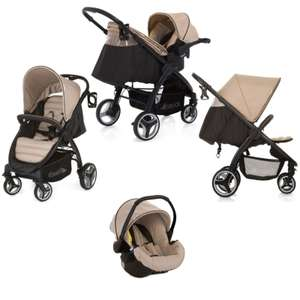 Hauck Lift Up 4 Shop n Drive Travel System - Sand £124.95 Delivered @ Online4baby