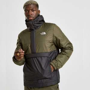 The North Face 1/4 Zip Insulated Fanorak Jacket in size Medium £50 delivered @ eBay / JD Outlet