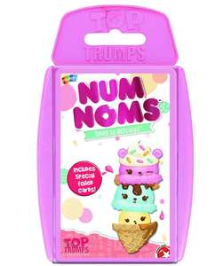 Top trumps £1 Instore @ Poundland Hanley num noms and tsum tsum