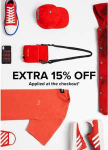 Extra 15% off Sale prices at End clothing Brands like Adidas Nike Vans discount applied at checkout