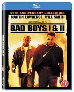 With Any Purchase - Bad Boys 1 & 2 Blu Ray £4.99 / Bad Boys 1 4K UHD £9.99 / Bad Boys 2 4K UHD @ HMV online and instore