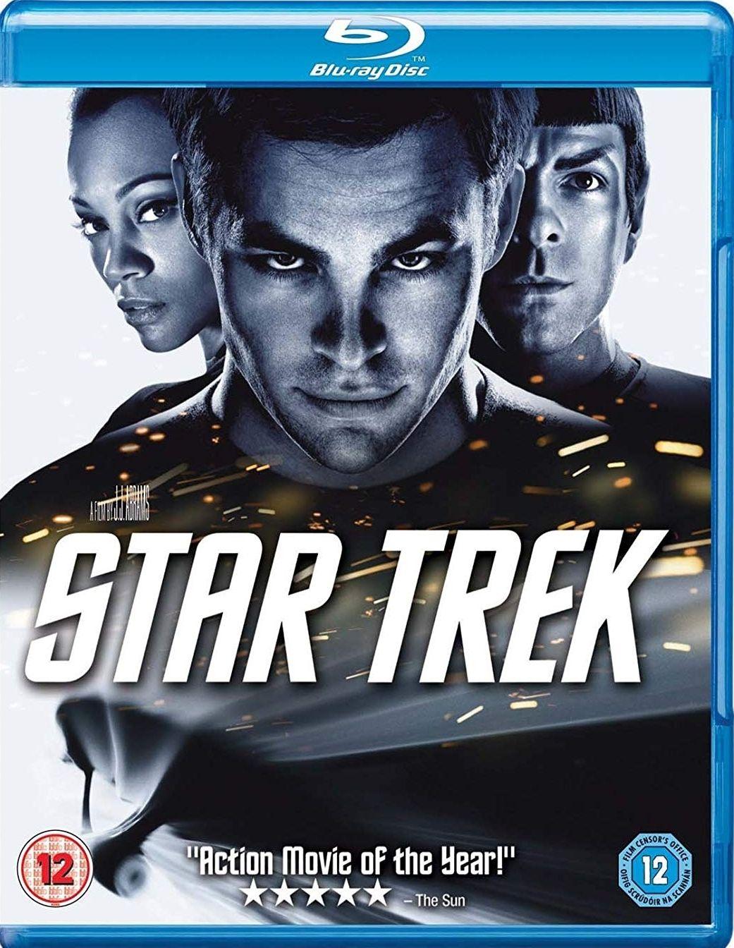 Star Trek [Blu-ray] [2009] [Region Free] @ Amazon £2.49 (Prime) £6.48 (Non Prime)