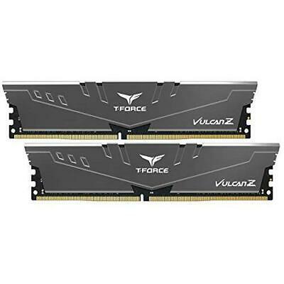 Team T-Force Vulcan Z 16GB Silver Heatsink (2 x 8GB) DDR4 3200MHz DIMM RAM £64.70 @ buyur eBay