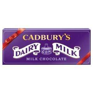 Cadbury Dairy Milk 850g £1.05 @ Sainsbury's Kent
