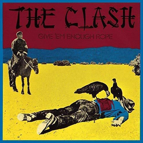 The Clash - Give 'Em Enough Rope [VINYL] now £10.99 (Prime) + £2.99 (non Prime) at Amazon