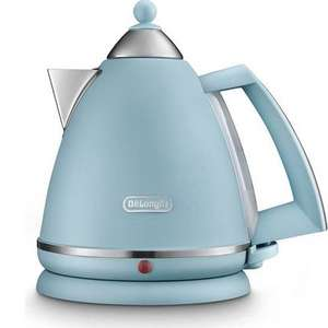 De'Longhi Argento Flora kettle / 4 slice toaster £29.99 each - available in 4 colours @ Argos (free click and collect)