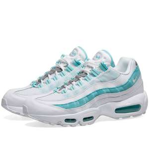 Women's Nike Air Max 95 trainers now £75.20 delivered sizes 3 up to 9.5 @ Endclothing