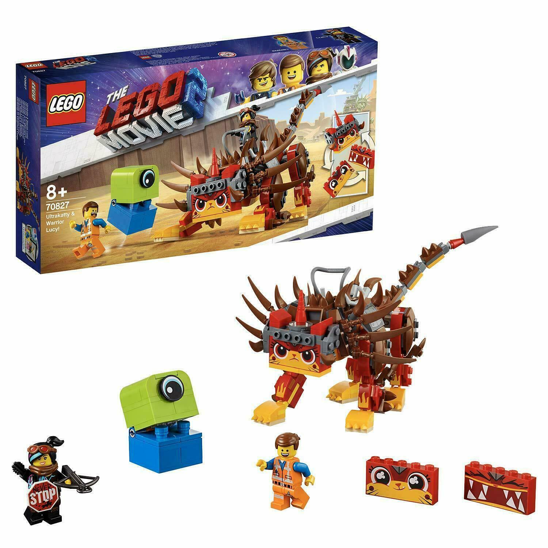 Lego Movie 270827 Ultrakatty & Warrior Lucy £10 @ Tesco Instore
