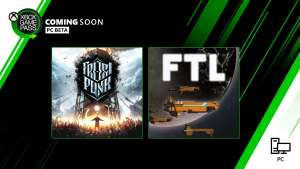 [PC] Frostpunk/ FTL: Faster Than Light coming to XBox Game Pass for PC (more Dec games in OP) @ Xbox