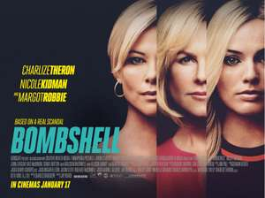 Free Tickets for Preview Screening of Bombshell @ SFF