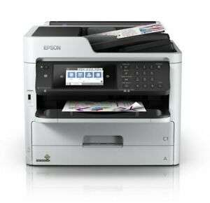 Epson Workforce Pro WF-C5710DWF Colour Multifunction Inkjet Printer £69.36 (using code) @ Ebuyer / Ebay