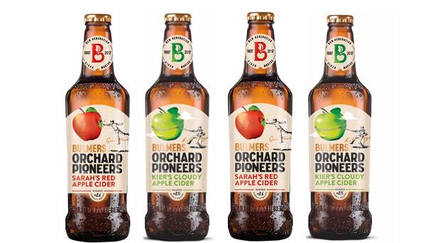 Bulmers orchard pioneers cider £4.99 at B&M Retail Leeds