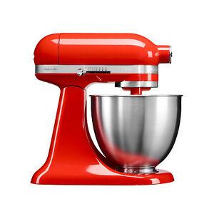 KitchenAid Artisan Mini 5KSM3311XBHT 3.3 L Tilt Head Stand Mixer (Refurb) - £179.99 @ KitchenAid_Outlet eBay