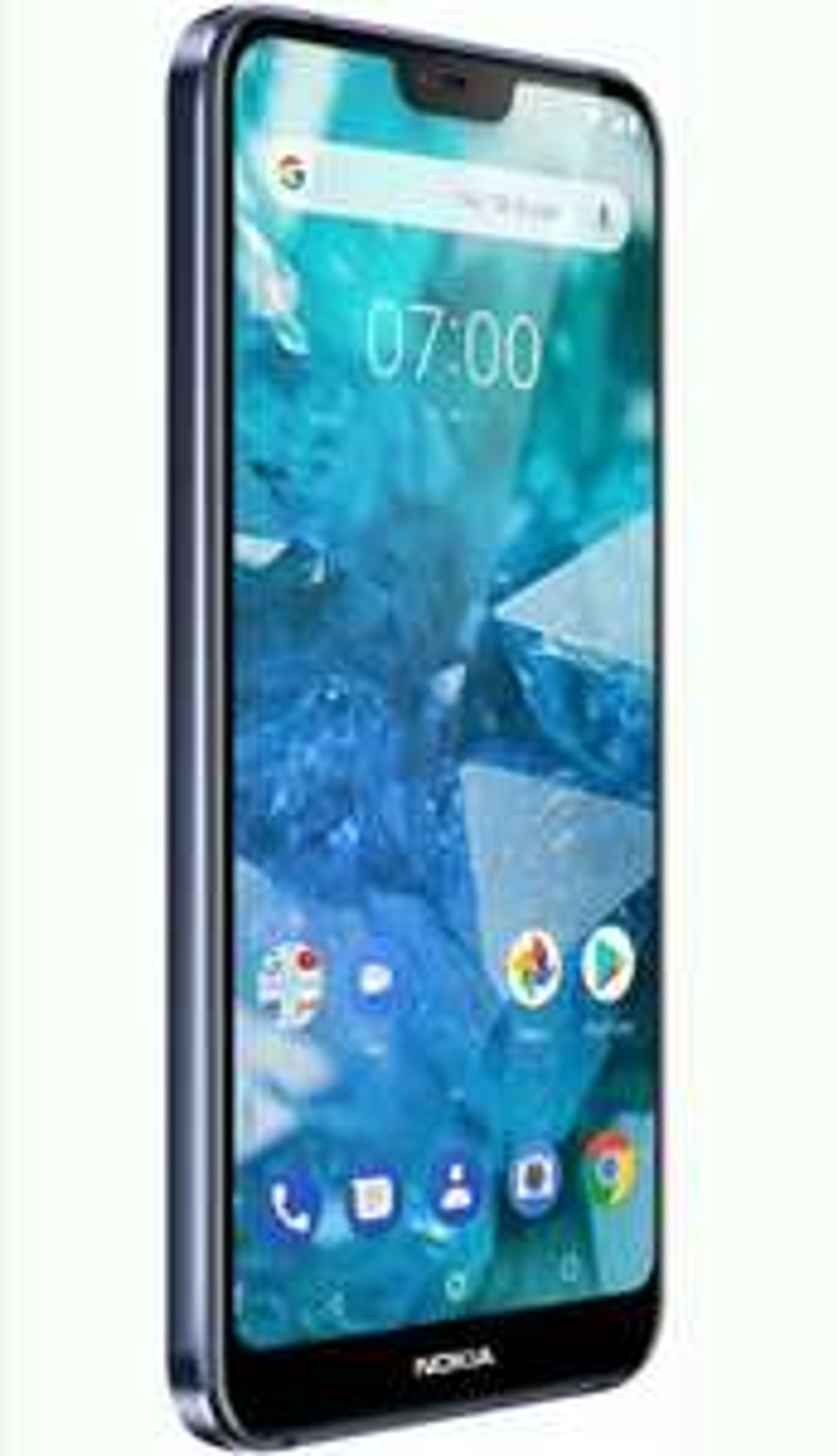 Nokia 7.1 5.8-Inch Android One SIM-Free 3GB RAM & 32GB Steel, Blue Grade C £51.19 @ Stock Must Go Ebay