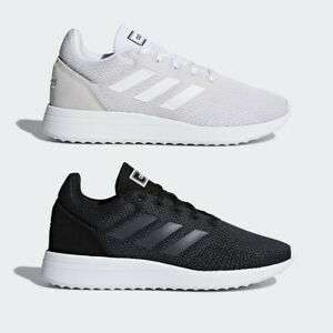 Womens Adidas Originals Run 70s White Trainers now £23.99 delivered with code at bigbrandoutlet2015 eBay