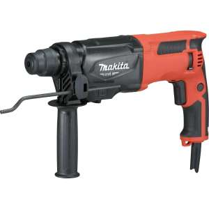 Makita 240v SDS + 3 Mode Rotary Hammer Drill 26mm Includes Carry Case HR2470 now £51.99 with code @ Buyaparcel-store eBay