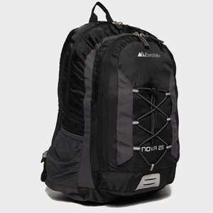 EUROHIKE Nova 25L Daysack £9.50 Collect from Store at Blacks