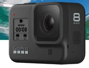 Go Pro Hero 8 Black £279.99 with trade up at GoPro Shop
