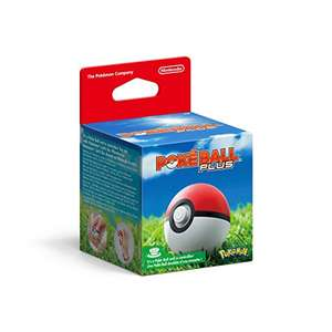 Poké Ball Plus (Nintendo Switch - for Pokemon Go including Mew 4 Sword & Shield) £29.42 (£27.5 with fee free card) Delivered @ Amazon Italy