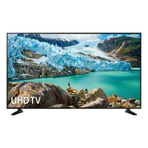 Samsung UE55RU7020 55 inch 4K Ultra HD With HDR10+ Smart LED TV with Apple TV app - £335.20 (With Code) @ Ebay / Hughesdirect