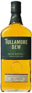 Tullamore Dew Irish Whiskey, 70cl now £15 delivered with Amazon Prime Exclusive